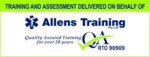 Allens Training Quality Assured