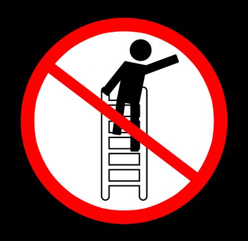 ladder height safety training course brisbane